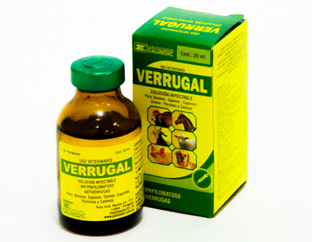 14 Verrugal 20 ml