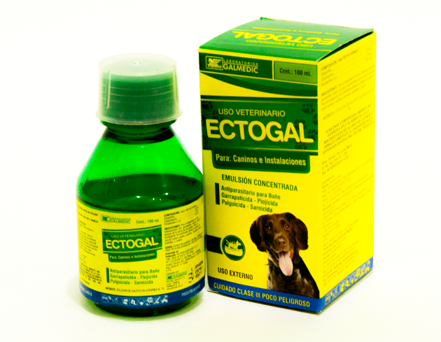 9 Ectogal 100 ml
